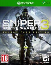 Sniper Ghost Warrior 3 Season Pass Edition XBOX ONE * Neuf Scellé PAL *