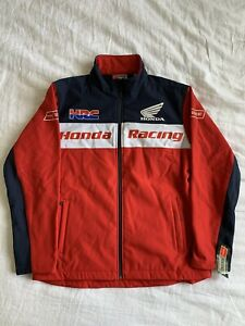 Genuine Honda Racing Jacket - XL - Red/White/Navy. Brand New. 10/10 Condition.