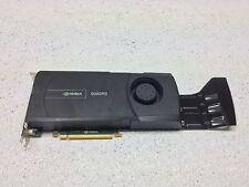 NVIDIA Quadro 5000 2.5GB 320-Bit GDDR5 PCI-e Graphics Card HP 608532-002 - Fair