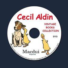 Cecil Aldin Vintage Books Collection 13 PDF E-Books on 1 DVD Artist,Illustrator