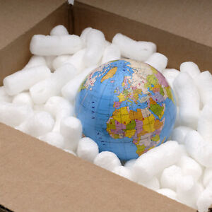 Starpac Biodegradable Loose Fill Packing Peanuts - Various Quantities & Shapes