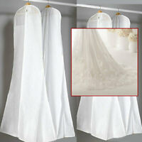 Extra Large Wedding Dress Bridal Gown Garment Breathable Cover Storage-Bag new