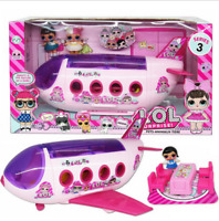 LOL Surprise Doll Picnic  Airship Car Playset Baby Figure Topper Kids Toys HOT