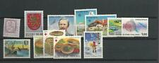 1978 MNH Finland year complete according to Michel system