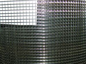 Edelstahldrahtgitter (V2A) z.B. für Lichtschachtschutz Mäuse sicher 5,08x5,08mm