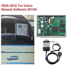 2018 Newest VIDA DICE 2014D for VOLVO Full Chip Scanner OBD2 car Diagnostic Tool