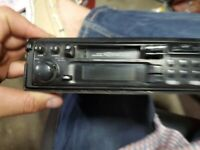 Kenwood KRC-310 Cassette Player In Dash Receiver. Not tested but guaranteed