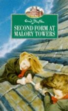 Second Form at Malory Towers by Blyton, Enid Paperback Book The Fast Free