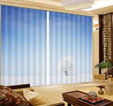 Peaceful Dandelions 3D Curtain Blockout Photo Print Curtains Fabric Window