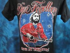 vintage 80s DAN FOGELBERG THE INNOCENT AGE TOUR T-Shirt SMALL rock concert soft