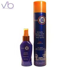 IT'S A 10 Miracle Leave In Plus Keratin + Finishing Hair Spray, its a 10