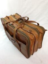 Vintage HARTMANN Belting Leather Carry On Bag, Luggage