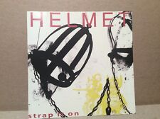 Helmet- Strap It On(CD) VG++
