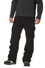 Gerry Men's Ski Snowboard Pant 4-Way Stretch, Black, Size M