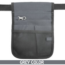 Nurse Vet  Physio Teacher Medical Professions Waist Belt Pouch Bag - Grey Color