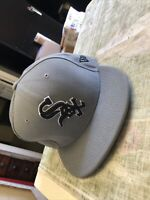 New Era 59Fifty Chicago White Sox Fitted Hat Cap Size 7 3/4