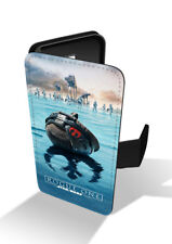 Star Wars Rogue One Empire Assassin Droid Wallet Leather Phone Case Cover