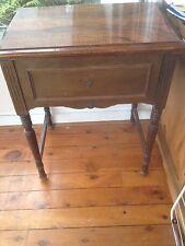 Antique Sewing Machine Table/David Jones Sewing Machine