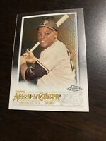 2020 Allen Ginter Chrome Willie Mays Base Card
