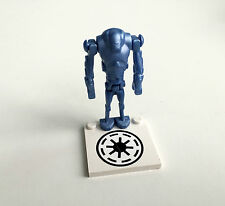 Lego Star Wars Super Battle Droid, blau/metal blue, Set 7163