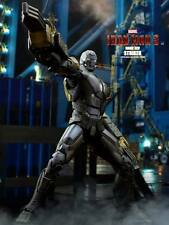 Hot Toys Iron Man 3 Iron Man Mark XXV 25 Striker 1/6 Scale Figure MISB In Hand
