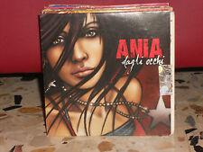 ANIA -DAGLI OCCHI - cd singolo cardsleave - usato apri al nuovo 2006