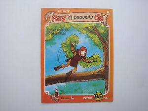 Book Old Spanish Hardback Cartoon Rody The Petit Cid You? El Pequeno No ° 5