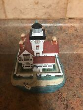 Harbour Lights Point Fermin California Lighthouse Collectible Figurine 501