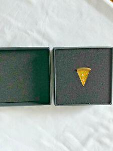 Bettinardi Custom Tour Pizza Slice Ball Marker New in Box Hex B Very Rare