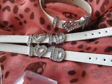 2x1 ONE DIRECTION, 2 Pulseras iniciales Y LOVE ONE DIRECTION, cristales strass
