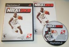 NBA 2K8 COMPLETE GAME for your Playstation 2 PS2 system GC - KIDS BASKETBALL