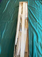 Piper-cub Foka Fernsteuer-Segelflugmodell Holz, Holzmodellbausatz Flugzeug FOKA