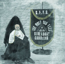 """The Riverboat Gamblers : The Wolf You Feed VINYL 12"""" Album (2013) ***NEW***"""