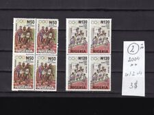Nigeria  2004  MNH  four  sets .Olympic  Athens  2004 .See scan.