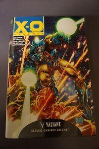 X-O MANOWAR VALIANT CLASSIC OMNIBUS Joe Quesada, Jim Shooter, Bob Layton NEW