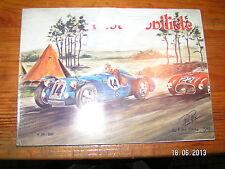 */* L'Automobiliste n°58 Moto auto WALTER 58 GP de France 1945/81 Delage 3 litre