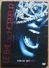 DVD LE BAL DE L'HORREUR - Brittany SNOW / Scott PORTER