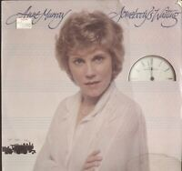 Anne Murray Somebody's Waiting Vinyl LP Record Album