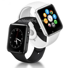 New Bluetooth Smart Watch & Phone w/ Camera + Apps For iPhone Samsung LG Android
