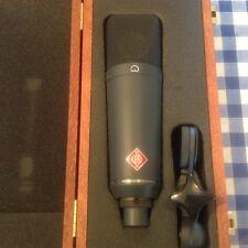 Neumann TLM193 Microphone, Avec Neumann Shockmount.