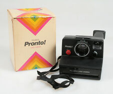 POLAROID PRONTO CAMERA W/ORIGINAL BOX