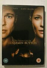 The Curious Case Of Benjamin Button (DVD) Brand new still sealed. Brad Pitt.