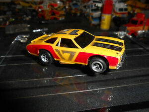AFX AURORA TYCO CLASSIC CHEVELLE WORKING LIGHTUP MAGNATRACTION CHASSIS FAST CAR
