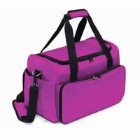 Wahl Hairdressing/Grooming Tool Carry Bag (Purple)-Travel Case