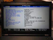"Lenovo ThinkPad L570 15.6"" i5-6300U-2.4GHz 8GB ram Nice! No OS, No HDD"