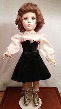 """Vintage Madame Alexander 18"""", H.P. """"Babs"""" Skater, circa 1949-50"""