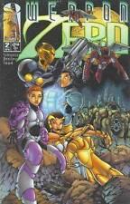 Weapon Zero Vol. 2 (1996-1997) #2