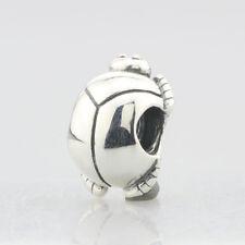 Retired Pandora Silver .925 Bead Charm Jewelry ladybug
