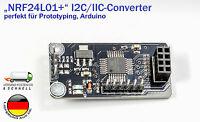 NRF24L01+ I2C IIC-Converter Adapter für Arduino Raspberry Pi Datenfunk