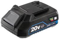 Storm Force® 20V Li-ion Battery For Power Interchange Range (2.0AH) Draper